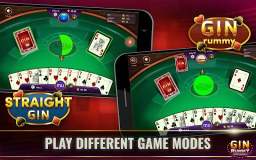 Gin Online - Free Online Card Game 1.0.5 screenshots 8