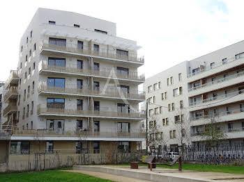Appartement 2 pièces 43,72 m2