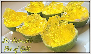 St Patrick's Pot Of Gold Recipe