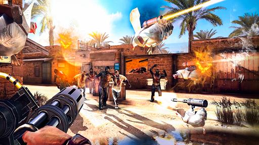 Zombie shooter 3d : Zombie shooting games 1.3 screenshots 4