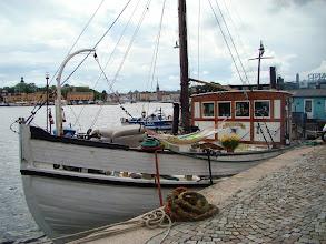 Photo: Nabrzeża portowe - Stokholm