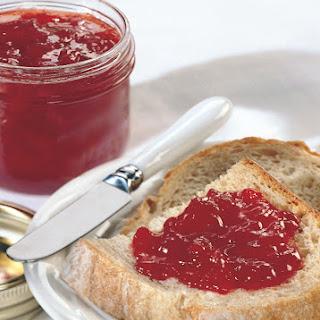 Traditional Strawberry Jam