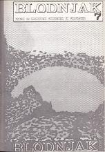 Photo: Blodnjak št. 7 (maj 1990, ur. Marjan Skvarča)