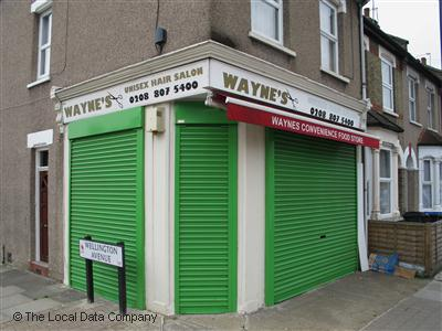 Wayne S On Town Road Hairdressers In Edmonton London