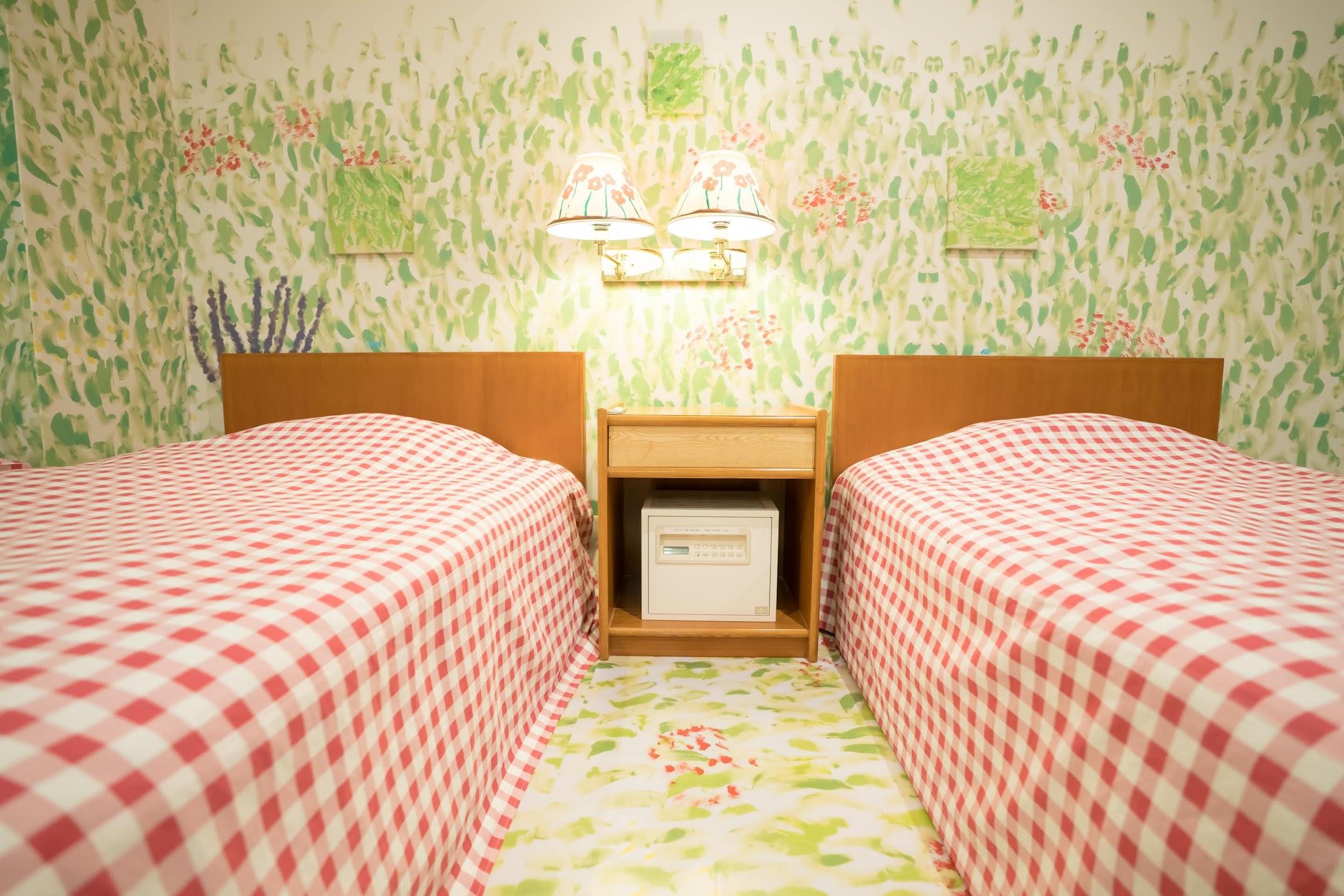 Dogo Prince Hotel Ellie Omiya Rakuen1
