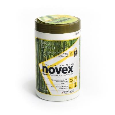 baño de crema novex broto de bambu 400gr