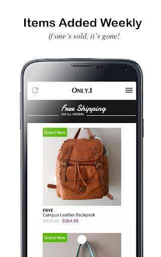 Only.1: Shop Designer Handbags