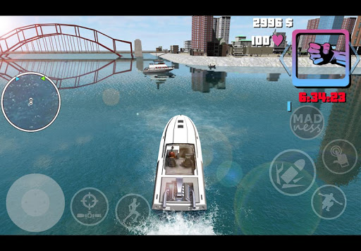 Mad Crime Town Wars Two Islands 1.21 screenshots 4