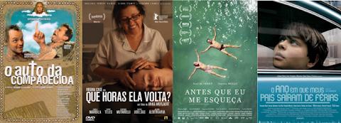 10 filmes para prestigiar o Cinema Nacional