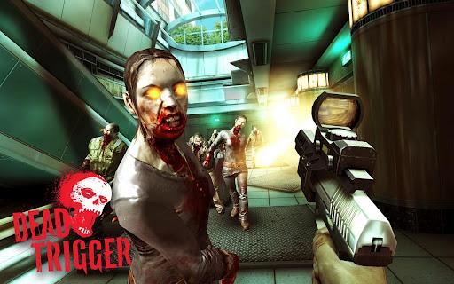 DEAD TRIGGER screenshot 2