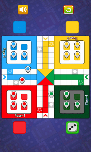 Ludo Gold Free Ludo Games : Dice of Square Board APK MOD – Pièces Illimitées (Astuce) screenshots hack proof 2