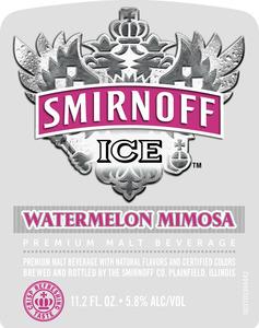 Logo of Smirnoff Watermelon Mimosa
