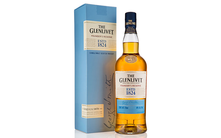 The Glenlivet, Founder's Reserve