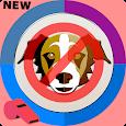 dog whistle: anti dog sound & dog teaser