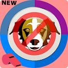 silbato para perros: anti dog sound y dog ​​teaser icon