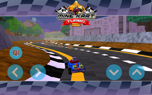 Mine Kart Turbo - náhled