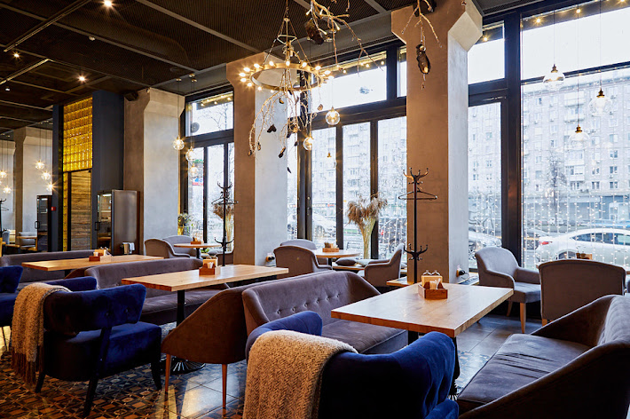 Фото №4 зала Cafe-bar Dilly