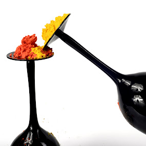 color touch by Mervin Anto - Artistic Objects Cups, Plates & Utensils ( cups, colors, tabletop )