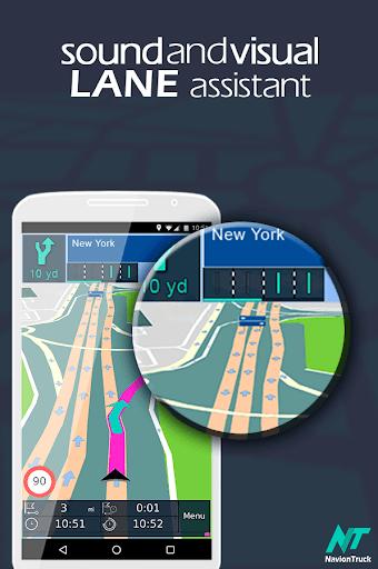 玩免費遊戲APP|下載Truck GPS Navigation app不用錢|硬是要APP