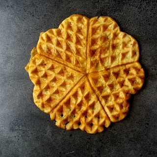 Vafler – Norwegian Waffles