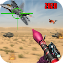 Jet War Sky Fighter 2020 - Airplane Strike icon
