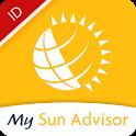 My Sun Advisor icon