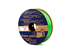 Proto-Pasta Summertime Green HTPLA Filament - 1.75mm (0.5kg)