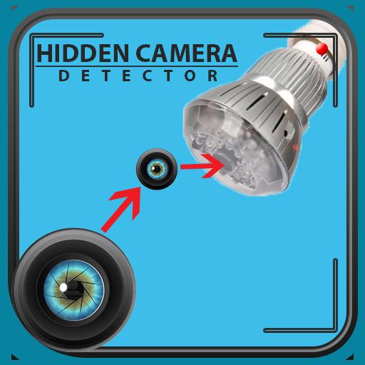 Hidden Cam : Tiny Spy Camera Detector & Founder