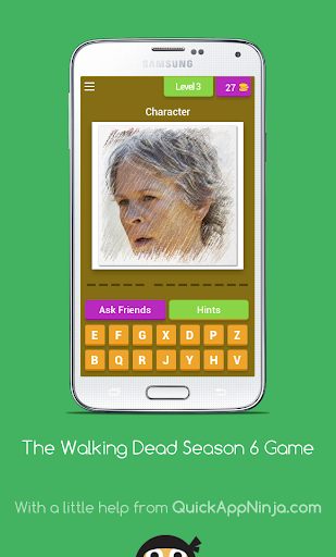 The Walking Dead Season 6 Game. Characters. Quiz.  screenshots EasyGameCheats.pro 4