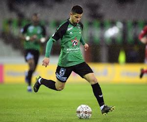Adrien Bongiovanni va être prêté aux Pays-Bas