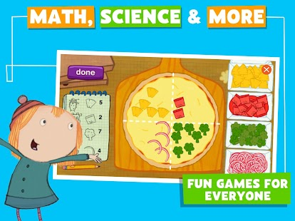PBS KIDS Games Screenshot