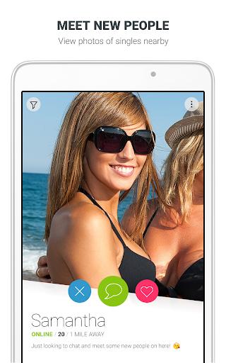 Clover Dating App Screenshot