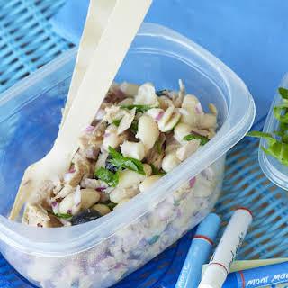 Tuna and Cannellini Bean Salad.