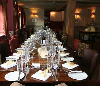 Events Venue at The Blue Ball at Braunston Restaurant and Pub in Oakham, Rutland
