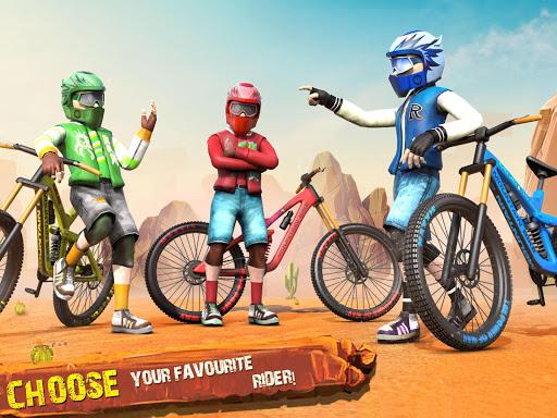 Dirt Bike Racing Stunts screenshot 8