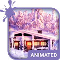 Winter Animated Keyboard + Live Wallpaper icon