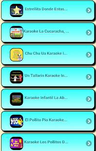 Karaoke Děti - náhled