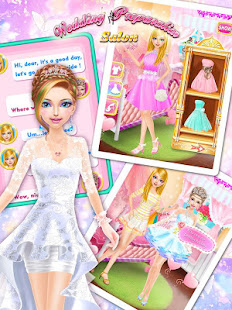 Game Wedding Preparation Salon APK for Windows Phone