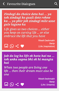 Life Style Status & Filmy Dialogues - náhled
