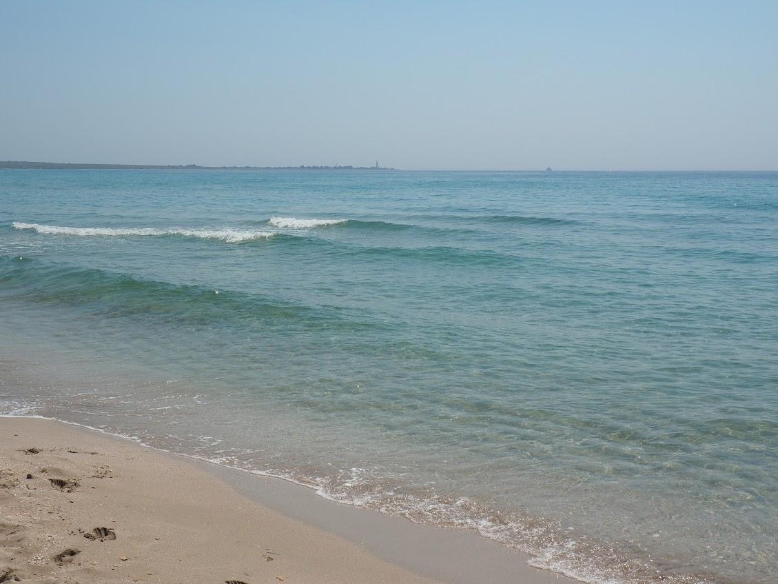 пляж полуострова Тарханкут