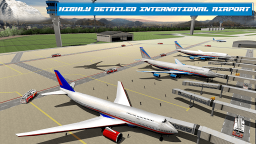 Real Plane Landing Simulator 1.5 screenshots 7