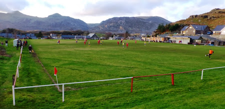 Photo: 28/12/13 v Penmaenmawr Phoenix (Welsh Alliance League Division 2) 4-3 - contributed by Mike Latham