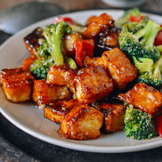 Honey Fried Tofu Recipes