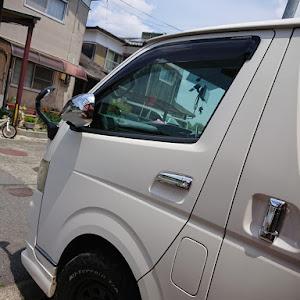 ハイエースバン  200系1型 DIESEL 4WDのカスタム事例画像 ko-kunさんの2019年05月06日12:01の投稿