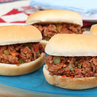 Sloppy Joes for 100