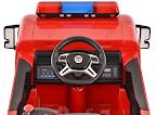 Dječji auto na baterije Hecht vatrogasni 51818
