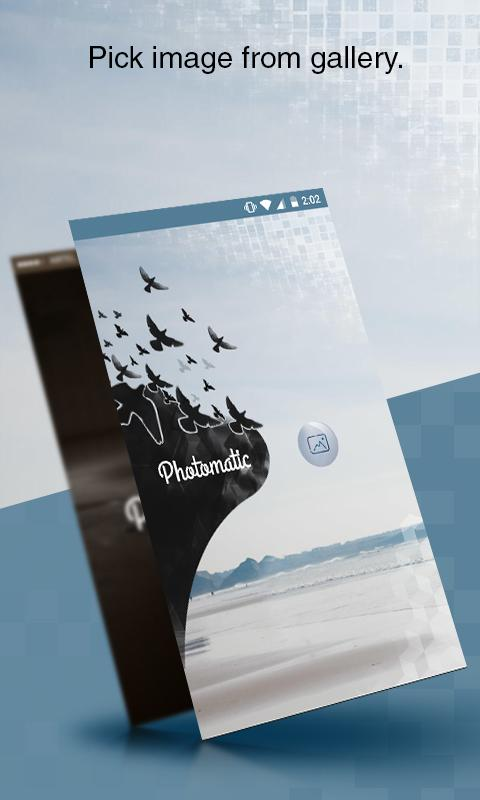 Photomatic- screenshot