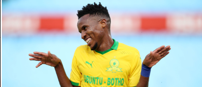 Mngqithi says doctors have given green light for Zwane to play against Al Ahly in Cairo