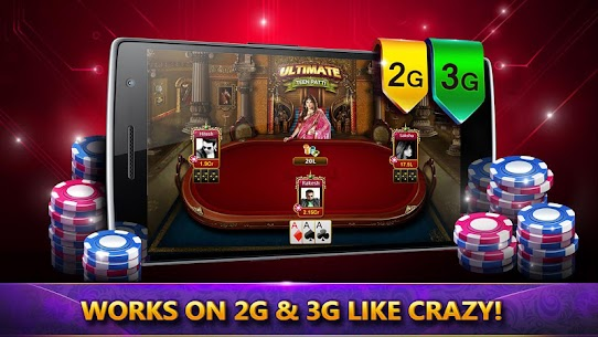 UTP – Ultimate Teen Patti (3 Patti) App Latest Version Download For Android and iPhone 3