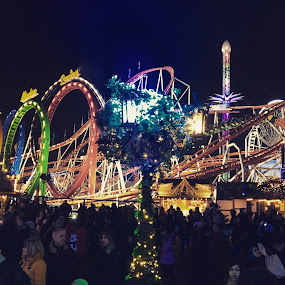 Winter Wonderland  by Anwesh Soma - Instagram & Mobile iPhone ( shotoniohone )